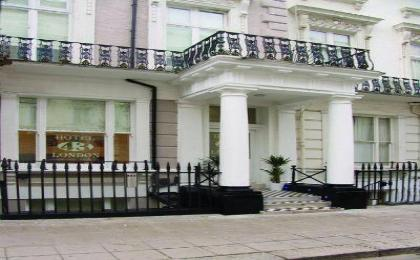 Hotels london sw5 cheap hotels london sw5 earls court for 43 queensborough terrace
