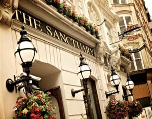The Sanctuary House Hotel